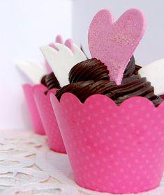Como hacer cupcakes decorados