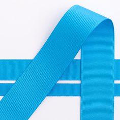 Turquoise Grosgrain Ribbon in various sizes