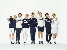 [Picture] BTS X PUMA #BLAZE_TIME [160205]