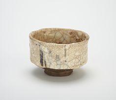 Seto ware tea bowl, Edo period (1615 - 1868), Japan, stoneware