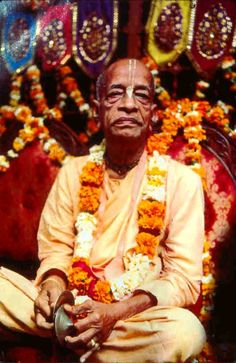 AC Bhaktivedanta Swami Prabhupada - Grandfather Spiritual Master and pioneer of the Sankirtan movement in the western world