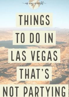 Things to do in Las Vegas that's not partying or gambling and explore Las Vegas in the day time. Travel Articles, Travel Tips, Travel Destinations, Budget Travel, Weekend Trips, Weekend Getaways, Stuff To Do, Things To Do, Las Vegas Trip