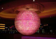 Who doesn't need a pink disco ball #fun