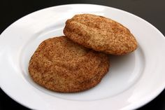 Snickerdoodles - best Snickerdoodle recipe I've found... AND doesn't require Cream of Tartar.