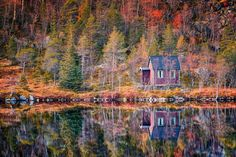 The Hut by Jøran Johnsen on 500px