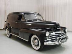 1947 Chevrolet Fleetmaster sedan delivery