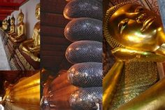 Bangkok, Wat Po www.mercredirose.com