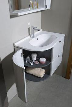 Koupelnový nábytek od designéra Ondřeje Petra : SAPHO koupelny