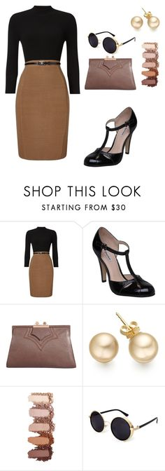 """""""Dear"""" by lenajfam ❤ liked on Polyvore featuring Phase Eight and Dune"""