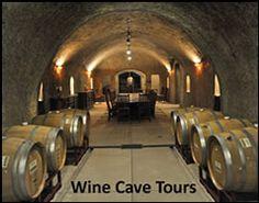 Helwig Vineyards & Winery  - Wine Cave