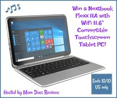Enter to Win Nextbook Flexx Laptop Tablet Combo Sponsored by: Nextbook USA Hosted by: It's Free At Last Looking for the perfect Christmas gift to give this holiday season? The Nextbook Flexx Convertible Free At Last, Disney Movie Rewards, Online Sweepstakes, Perfect Christmas Gifts, Convertible, Wifi, Laptop, Giveaways, Check