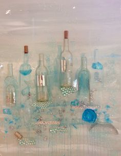 Picture Gallery - Mary Hong Studio - GlassCollage Art