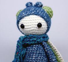 Buzz die Fliege von PIDesignStore auf Etsy Flyer, Crochet Hats, Wool, Pattern, Cotton, Handmade, Etsy, Design, Handarbeit