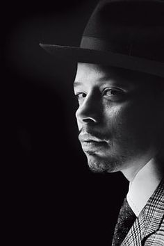 Terrance Howard,actor and singer. He is known for his roles as Quentin Spivey in the Best Man and Djay in Hustle & Flow. His other work includes Crash, Pride, Ray, Lackawanna Blues, Crash, Four Brothers, Get Rich or Die Tryin', Idlewild, August Rush and The Brave One. He also co-starred in the first Iron Man film. His debut album, Shine Through It, was released in September 2008