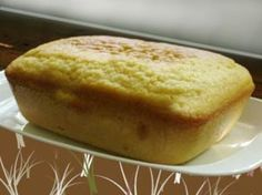Delicious South African sweetcorn bread.   South African women have baked bread for generations, a tradition that is - sadly - not as popular anymore... Still, there's nothing quite like the smell of freshly baked bread in your home - or the taste of warm sweetcorn bread with a good portion of butter melting into it . . .