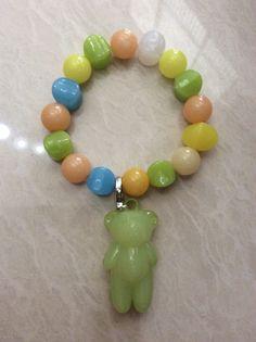 Jellybear brecelet