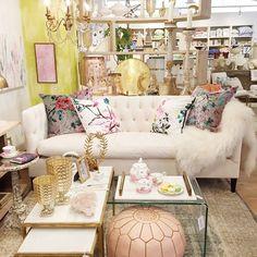 Loving this Joseph sofa! #TheCrossFurnitureCollection #JosephSofa