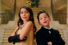 """Clipe de """"Baby It's Cold Outside"""" da Idina Menzel e Michael Bublé crianças - http://metropolitanafm.uol.com.br/musicas/clipe-de-baby-cold-outside-da-idina-menzel-e-michael-buble-criancas"""