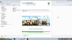 cara instal corel draw x5
