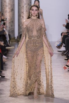 Simply Stunning: Elie Saab Haute Couture   ZsaZsa Bellagio - Like No Other