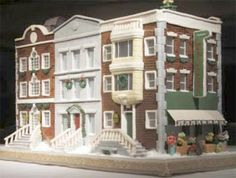 call 24/7 866-396-8429- http://www.cakes3.com/gingerbread.htm  delivery any cake in one hour - delivery 24/7 - open 24/7   We make our custom Gingerbread houses to order. Our Ginger bread houses are made in the shape of your houses, office buildings, skyscrapers etc. We are experts at using our recourses and your emailed pictures of your building, to copy it and make it look like you house or home.