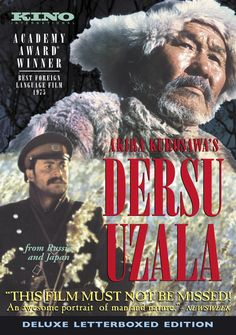 Kitaptan Uyarlama: Dersu Uzala (1975) Director: Akira Kurasawa