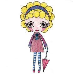 Sweet Susan Single Toy 2, Cutwork, Word Art, Blackwork, Machine Embroidery Designs, Quilt Blocks, Free Design, Applique, Nerd