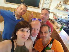 Glenfield Sailing Team (Quasi al completo)