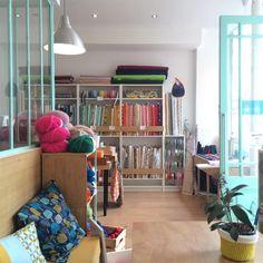 Shopping tissus: nos bonnes adresses parisiennes!