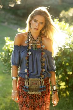 INDIAN SUMMER Campaign Tree of Life - Boho Australia- Womens Online Clothes Shopping