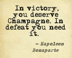 We love a good wine related quote here at www.mykelvin.co.uk Champagne Party, Vintage Champagne, Champagne Quotes, Bag Quotes, Veuve Clicquot, Badass Quotes, Prosecco, Napoleon, Believe In You