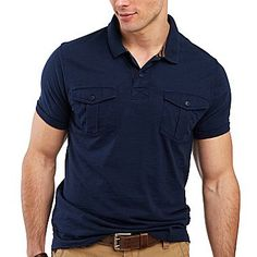 118c953ceb Arizona Mens Military Polo Shirt - jcpenney Polo Shirt Outfits