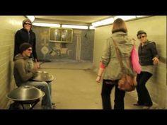 HANG MASSIVE: BEATS FOR YOUR FEET 2012 ( Hang MashUp )  ( HD )  Nice video too!