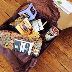 #LOISIRS : GourmiBox, la box des fins gourmets gourmands