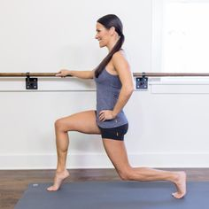 Pilates barre, barre moves, pilates reformer, bar workout, abs workout for Ballet Barre Workout, Barre Moves, Pilates Barre, Pilates Reformer, Ballerina Workout, Powerlifting Training, Lower Ab Workouts, Ab Exercises, Cardio Workouts