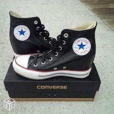 Converse Noir Compensé