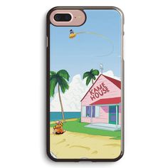 Kame House Colourful Apple iPhone 7 Plus Case Cover ISVF183