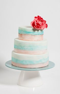 Art of Baking - Wedding Cakes - Sydney - Modern Wedding
