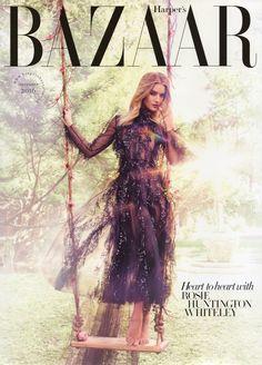 Harpers Bazaar UK   September 2016 by Alexi Lubomirski