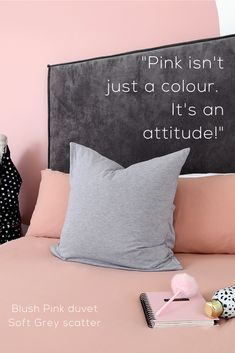 Pink is not just for girly girls.Our blush pink lends an elegant, feminine feel to any bedroom. Soft and sumptuous! It is loved by little girls and fierce females alike! Pillowcase/s included in every set. Cotton Bedding, Linen Bedding, Best Bedding Sets, Little Girls, Girly Girls, Luxury Bedding, Duvet Cover Sets, Blush Pink, Throw Pillows