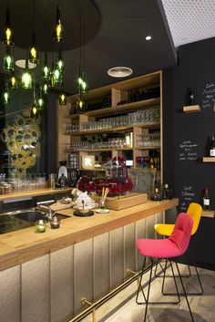 Bar Hotel Mercure Wittenbergplatz Berlin Design By Kitzig Interior