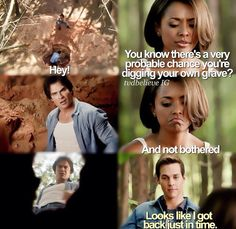 I love Bamon scenes and banter <3
