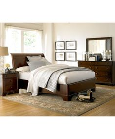Clarkdale Queen Bed Macys Com Furniture Pinterest Queen