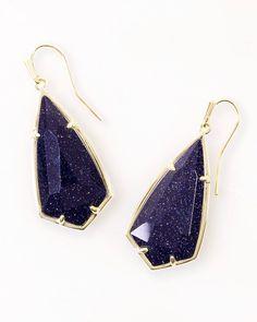 Kendra Scott Carla Drop Earrings #KendraScott #DropDangle