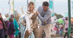 Bridget Jones's Baby (El Bebé de Bridget Jones) Dirigida por: Sharon Maguire (Bridget Jones's Diary, Call Me Crazy: A Five Film) con Renée Zellweger, Colin Firth, Gemma Jones, Jim Broadbent y uniendoseles… Patrick Dempsey y Emma Thompson.