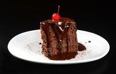 Bolo de Chocolate feito no Liquidificador