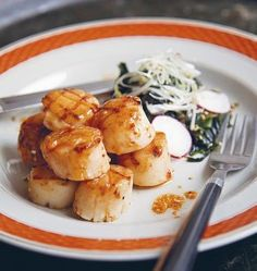 Grilled Scallops Recipe on Yummly