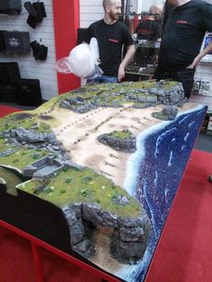 the terrain tutor bolt action table - Google Search