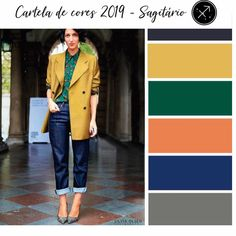 This is a good color palette for Spring wardrobe Colour Combinations Fashion, Color Combinations For Clothes, Fashion Colours, Colorful Fashion, Color Combos, Retro Color Palette, Colour Pallette, Mode Inspiration, Color Inspiration
