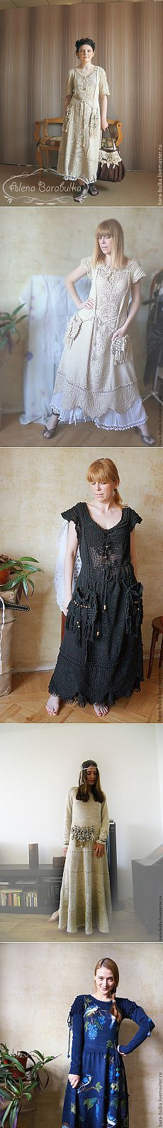 Любуемся и вдохновляемся коллекцией мастера Alena Barabulka (ч.1)